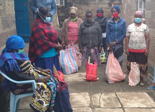 """""""Africa's memories"""" the Joab newsletter from Kenya"""