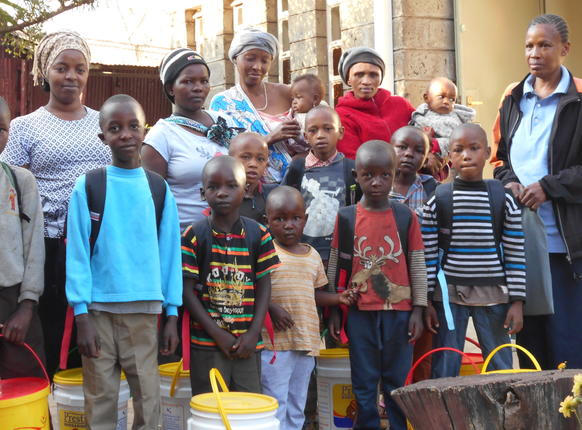 The Salesians, Sister Marilena and the Sisters of Mathare Valley