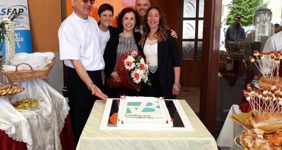Celebrating the 70th birthday of Foligno's Youth House
