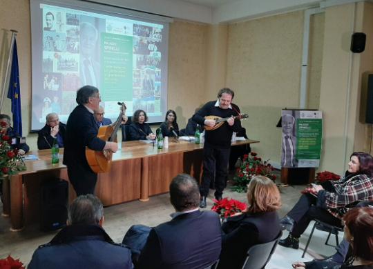 Il libro di Valter Baldaccini presentato ad Albanella