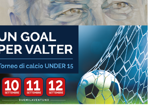 A goal for Valter