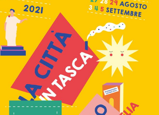 """Valter Baldaccini Foundation sponsors """"The city in your pocket"""""""