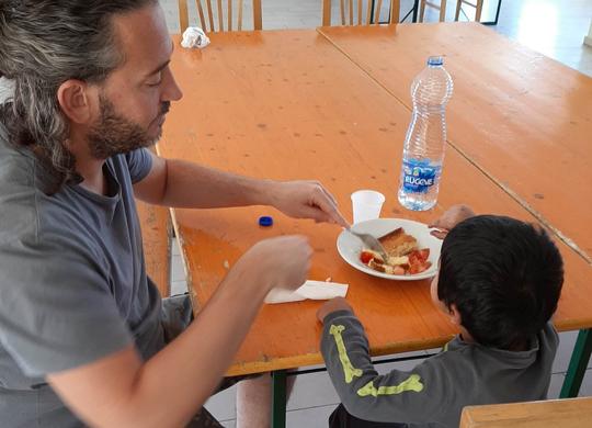Il volontariato in Kosovo, il racconto di Michele