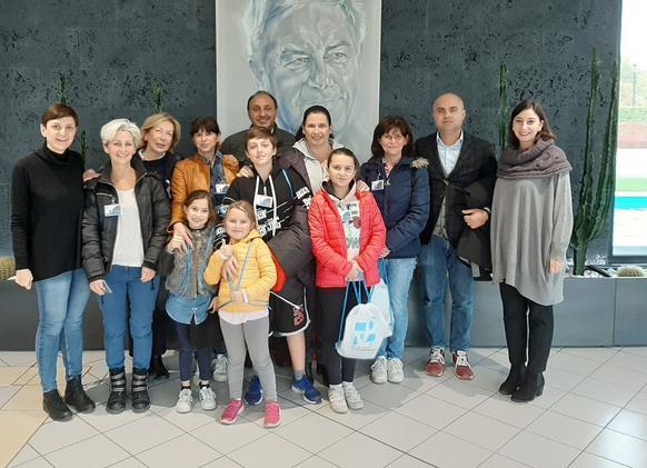 """La Quintanella a sostegno di """"Con le famiglie"""""""