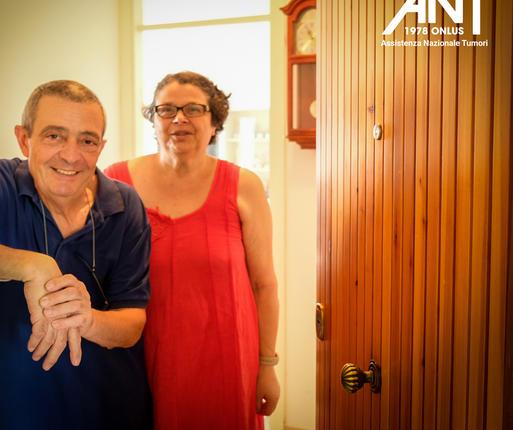 Lino, Mariliana e il progetto con ANT in Umbria