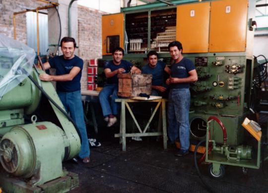 Tra i pensieri di Valter Baldaccini: il valore del lavoro