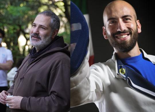 Tra sport e spiritualità, un incontro con padre Francesco Pio Russi e Andrea Santarelli