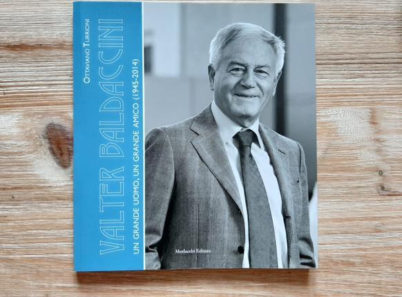 Un anno dall'uscita del libro dedicato a Valter Baldaccini