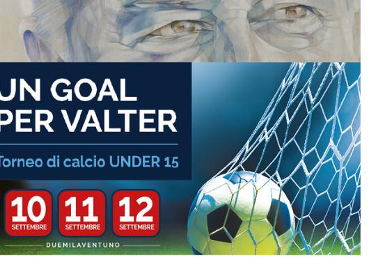 Un goal per Valter