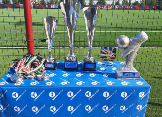"""The first edition of the """"A goal for Valter"""" tournament"""