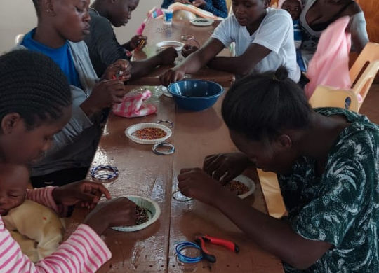 A new project in Mathare told through a video by Sister Gianna