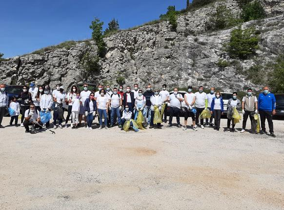A conservation walk in memory of Valter Baldaccini