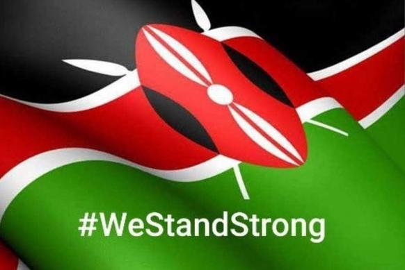 Vicini ai nostri amici in Kenya